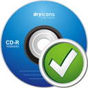Cd Accept - Free icon #195221