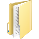 dossier - icon gratuit #195331
