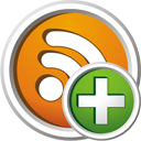 Rss Add - icon gratuit #195631