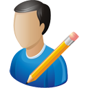 User Edit - icon #195731 gratis