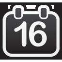 calendrier - icon gratuit(e) #195791