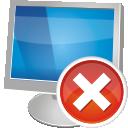 Удаление компьютера - бесплатный icon #195971