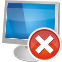 Удаление компьютера - Free icon #195971