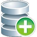 Database Add - Free icon #196001