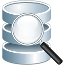 Database Search - бесплатный icon #196011