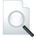 Page Search - icon gratuit(e) #196041