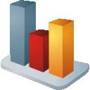 Chart - Kostenloses icon #196121
