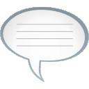 Comentário - Free icon #196141