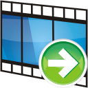 Movie Track Next - icon gratuit(e) #196271