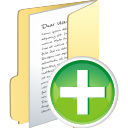 Folder Full Add - Free icon #196291