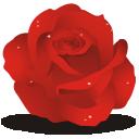 Роза - бесплатный icon #196441