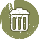 Recycle Bin - icon gratuit(e) #196471