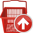 Shopping Cart Up - icon gratuit #196701