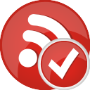 Rss Accept - icon gratuit #196731