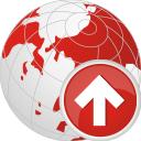 Globo acima - Free icon #196751