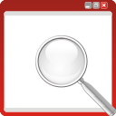 Window Search - icon #196801 gratis