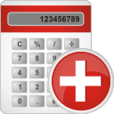 Calculator Add - Free icon #196891