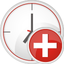 Clock Add - Free icon #197021