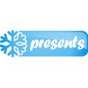 presenta el botón - icon #197111 gratis