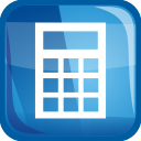 Calculatrice - icon gratuit #197361