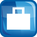 Briefcase - icon gratuit #197441