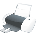 Printer - icon #197591 gratis