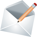 Mail Edit - icon gratuit(e) #197621