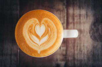Coffee latte art - image gratuit #197841