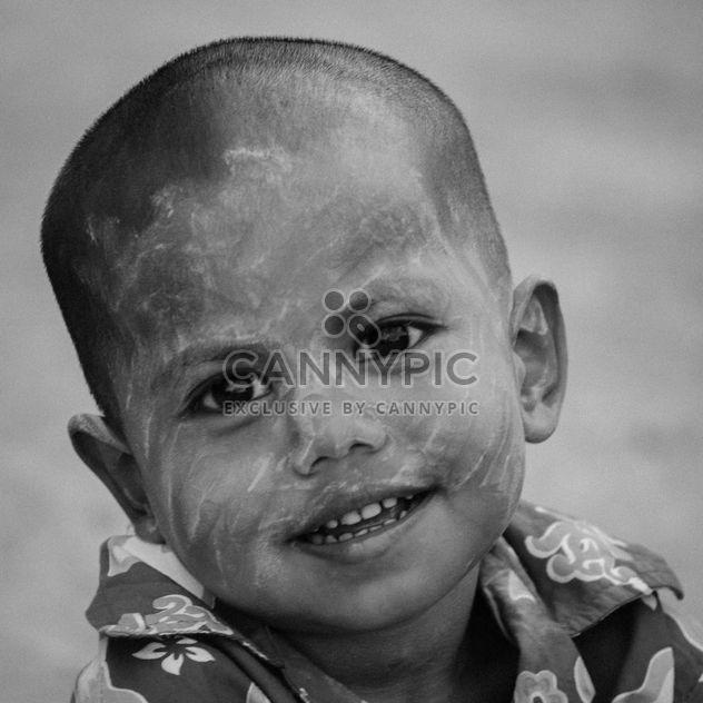 Criança na Tailândia de Kanchanaburi Sangkhla Buri - Free image #198021