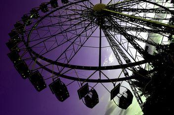 Ferris wheel, Odessa - бесплатный image #198201