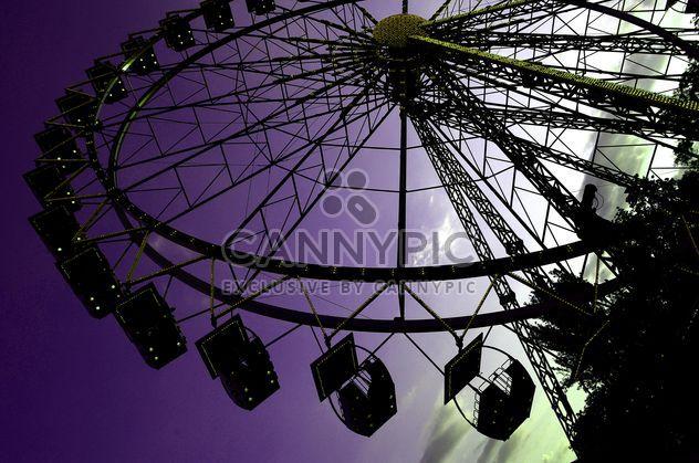 Ferris wheel, Odessa - image gratuit(e) #198201