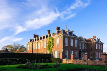 Stately home in United Kingdom - image #198251 gratis