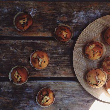 Warm muffins - Kostenloses image #198401