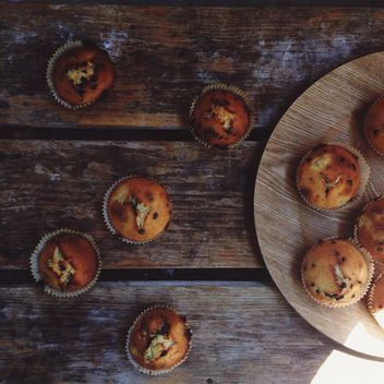 Warm muffins - Free image #198401