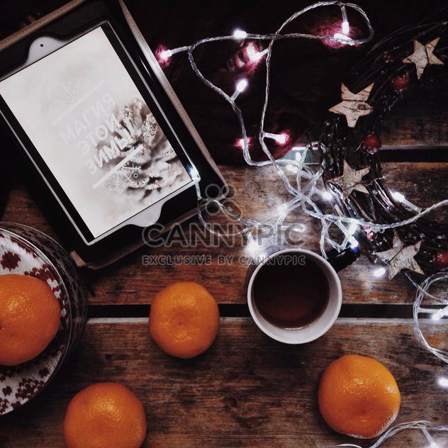 Beautiful Christmas composition - Free image #198421