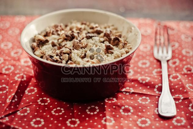 Berry crumble dessert - Free image #198541