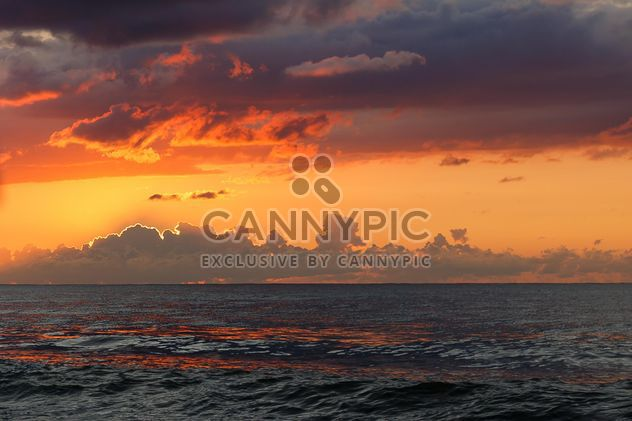 #nature #natureaddict #earthpix #natgeo #sunset #sea #sundown #seascape #sky #thebalticsea - бесплатный image #198591