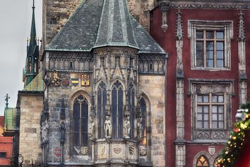 Famous old architecture in in Czech capital Prague - Kostenloses image #198661