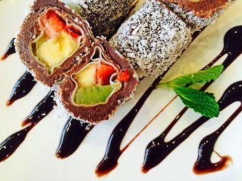 Delicious dessert - Kostenloses image #198691