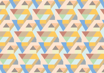 Abstract pattern background - vector gratuit #199181