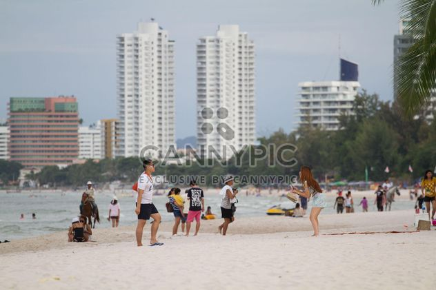 Hua Hin beach Thailand - Free image #200171