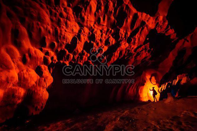 Étonnante grotte Tam Pha Nang Kloy - image gratuit #200331