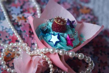 princess cupcake - image gratuit #200801