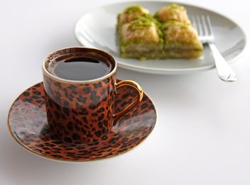 Cup of Turkish Coffee - image gratuit #201101