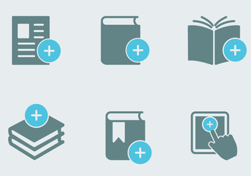 Read more icons - vector #201211 gratis