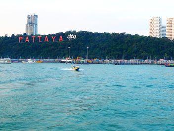 Pattaya city, Thailand - Free image #201541