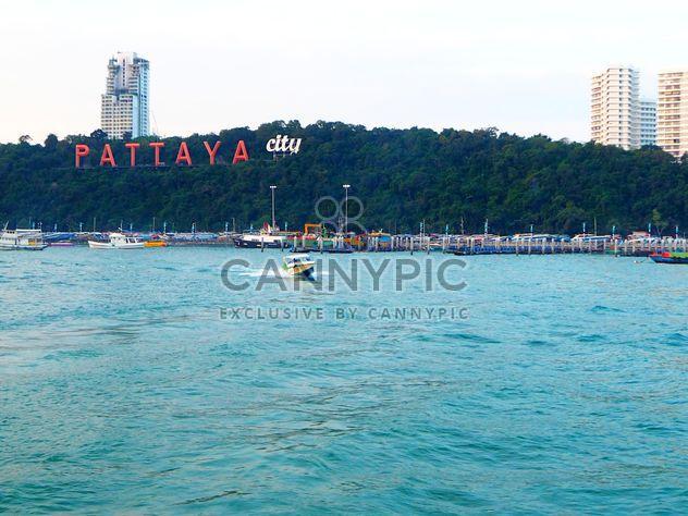 Ville de Pattaya, Thaïlande - image gratuit #201541