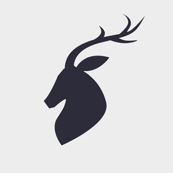 Free Vector Buck Silhouette - бесплатный vector #202101