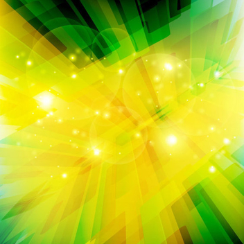 Abstract Green Stock Vector - Free vector #202771