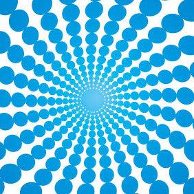 Dots Burst Vector - Kostenloses vector #203001